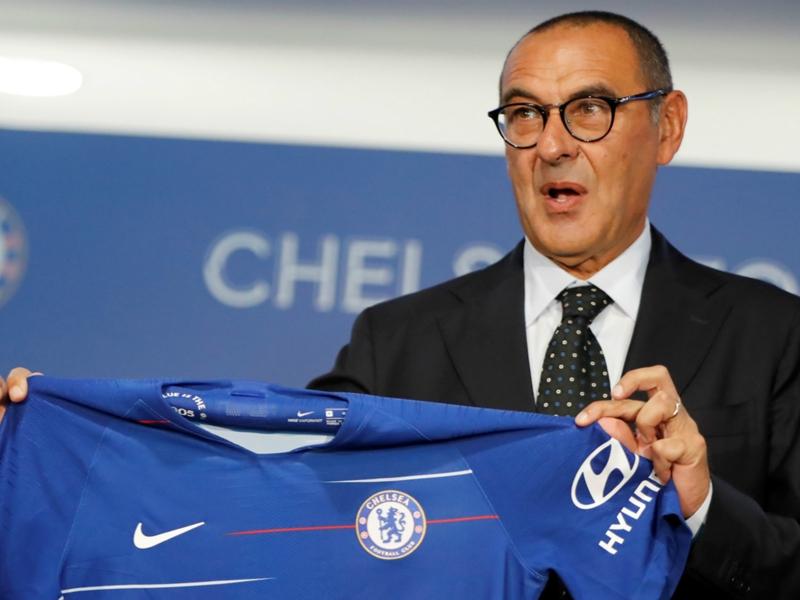 Chelsea - Heureux de découvrir la Premier League, Maurizio Sarri compte sur Eden Hazard