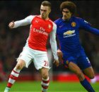 Player Ratings: Arsenal 1-2 Man Utd