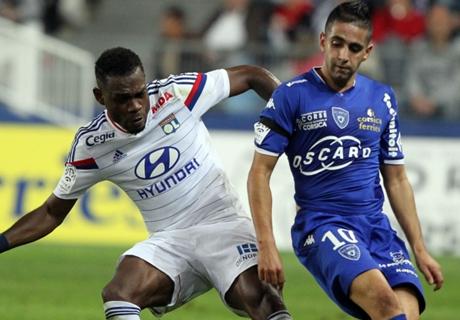 Résumé de match, Bastia-Lyon (0-0)