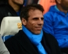 Chelsea assistant coach Gianfranco Zola