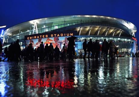 GALERÍA: Las fotos de Arsenal-ManUtd