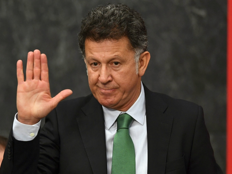 Source: Osorio to leave Mexican national team