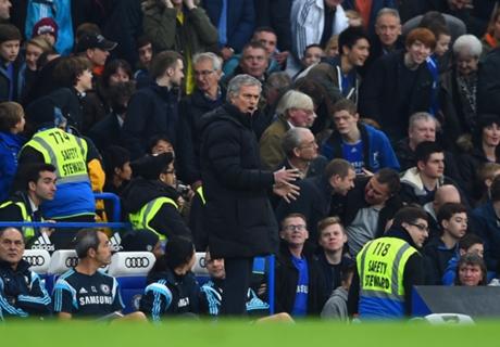 Mourinho lauds Chelsea display