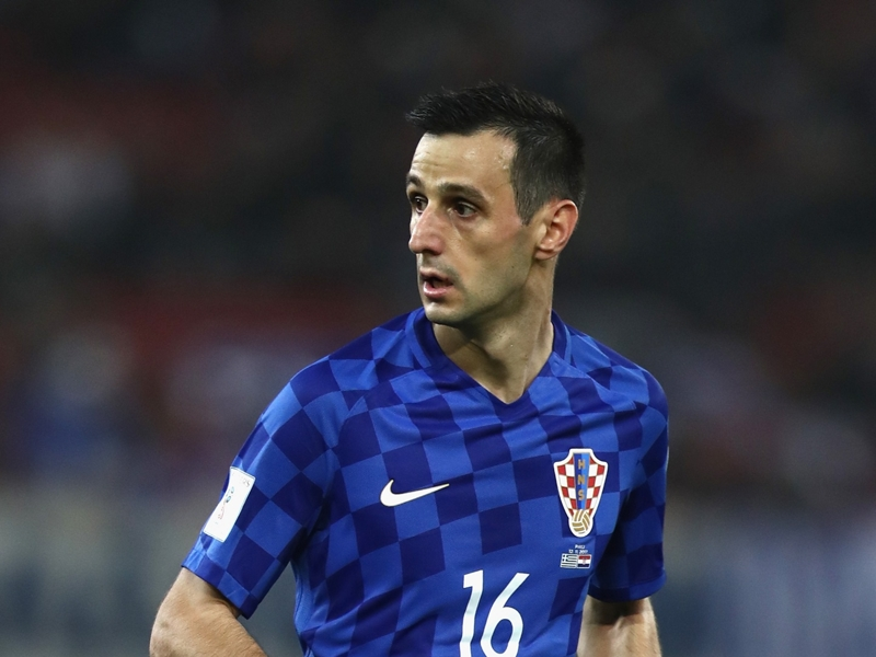 Croatia's Kalinic turns down World Cup medal after being sent home
