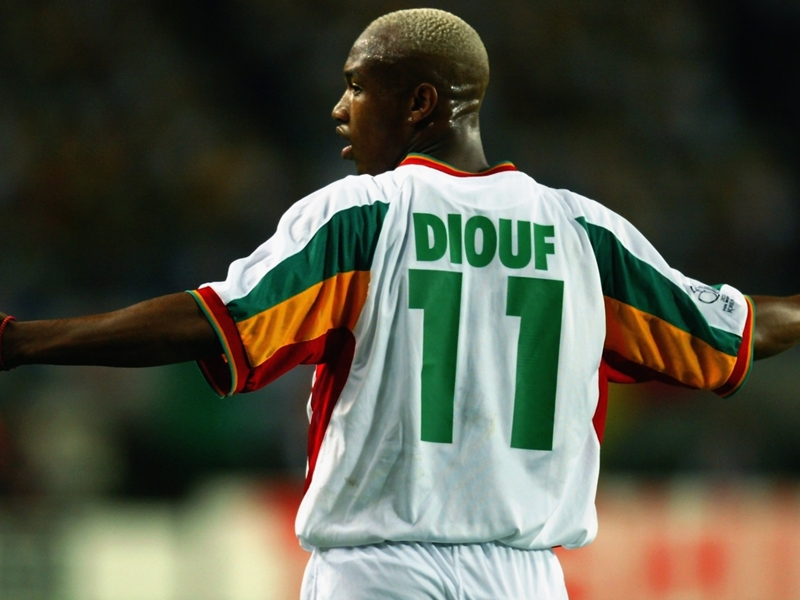 El Hadji Diouf attacks Cisse and Le Roy on Senegal future