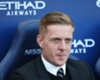 Gomis absolved for late miss against Manchester City - Monk