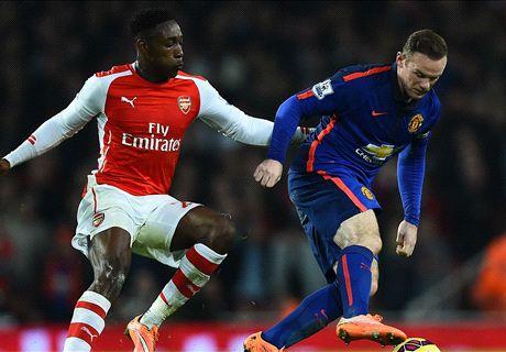 Manchester United dompte Arsenal