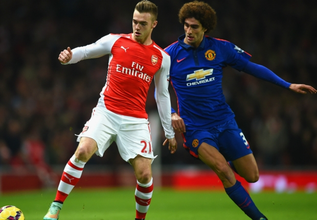 Arsenal 1-2 Manchester United