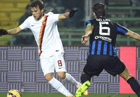 Laporan Pertandingan: Atalanta 1-2 Roma