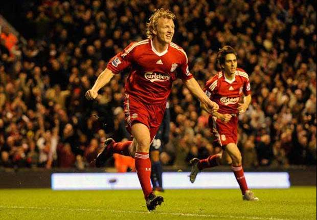 Roy Hodgson Refutes Agent's Claims That Liverpool Are In Talks With Inter Over Dirk Kuyt