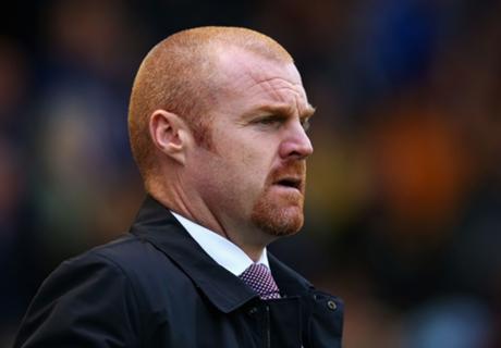 Dyche hails Burnley resolve