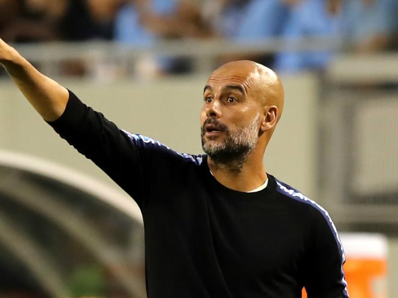 Mahrez and Man City impress Guardiola despite loss to Dortmund
