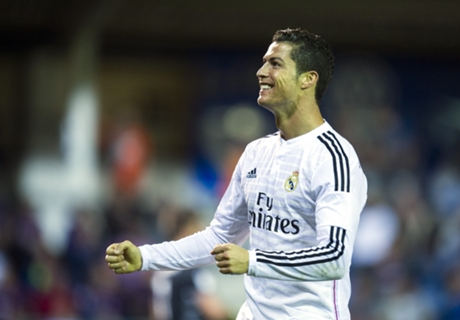 Eibar 0-4 Real Madrid: Relentless Real
