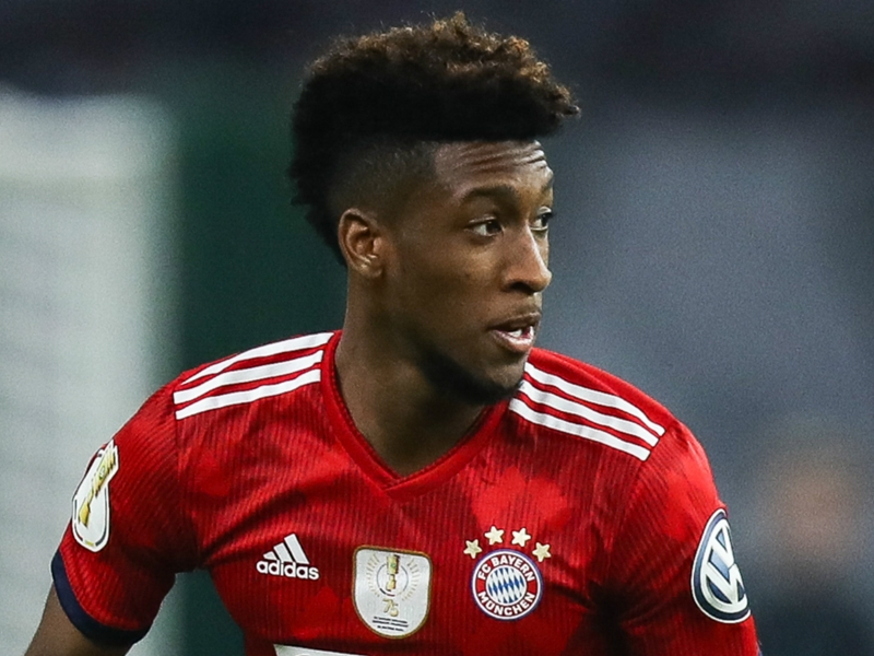 Bayern are getting old - Coman concedes club may be in need of new faces