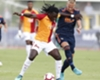 Bafetimbi Gomis Galatasaray Valencia Friendly Game 07/21/18