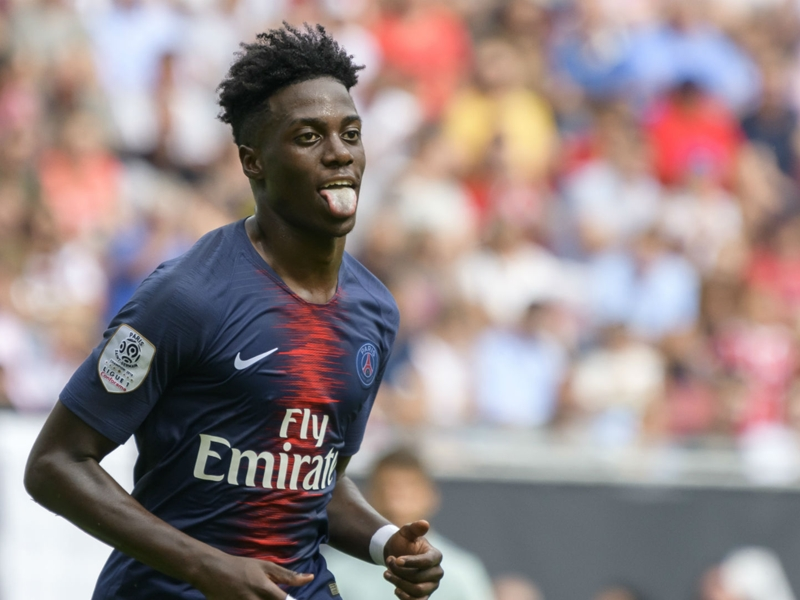 Neymar: Weah had options but Celtic were always the right choice