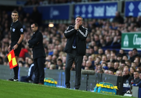 Allardyce 'hugely disappointed' by loss