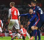 Ruggito United, Arsenal al tappeto