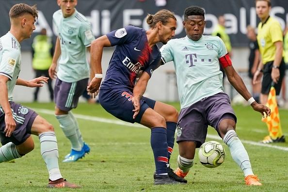 Bayern Munich : David Alaba distribue les bons points après la victoire (3-1) face au PSG