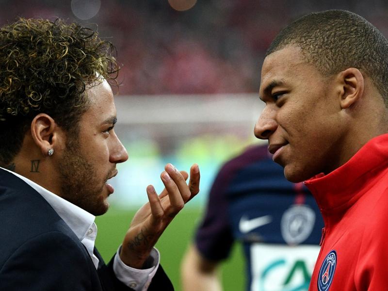 Neymar: I have special affection for Mbappe