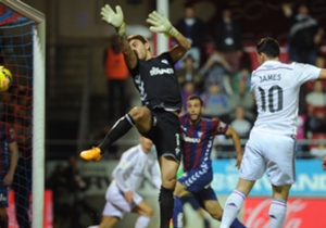 Eibar 0-4 Real Madrid