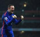 Rooney 100ler kulübünde