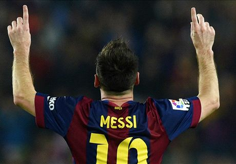 We'll never see another Messi - Luis Enrique