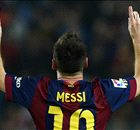 Messi hits hat-trick to down Sevilla