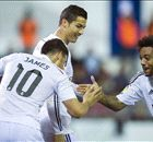 Eibar-Real Madrid, les notes
