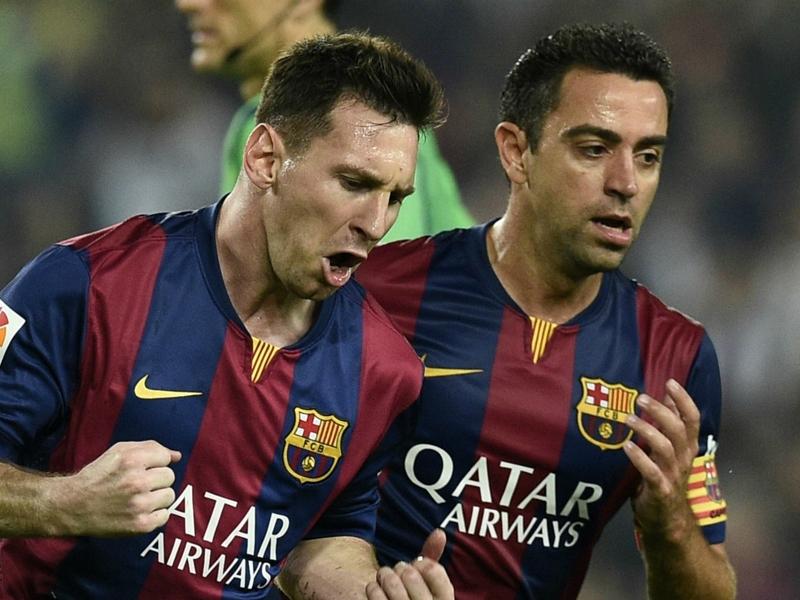 Ultime Notizie: Barcellona-Siviglia 5-1: Manita blaugrana con un Messi da record