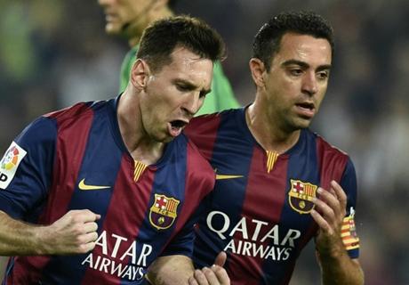 Résumé du match : FC Barcelone - FC Séville (5-1)