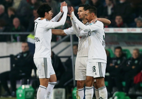 Leverkusen behält die Ruhe