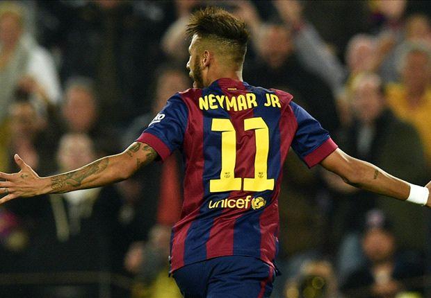 Zerstörte Sevillas Hoffnungen nach Albas Eigentor: Neymar