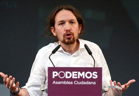 Soldado ataca a Pablo Iglesias y Podemos