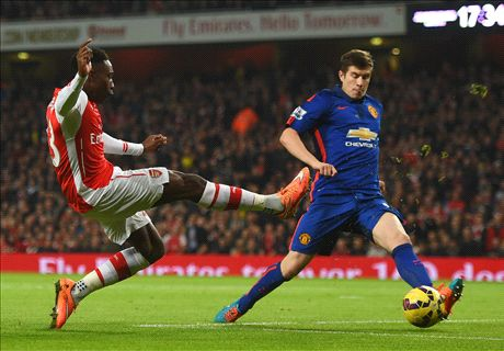 Wenger hails domination in United loss