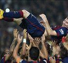 Messi breaks La Liga goalscoring record