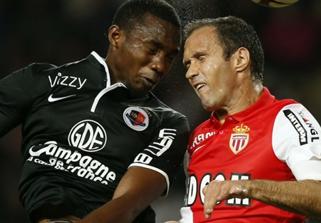 Résumé de match, Monaco-Caen (2-2)