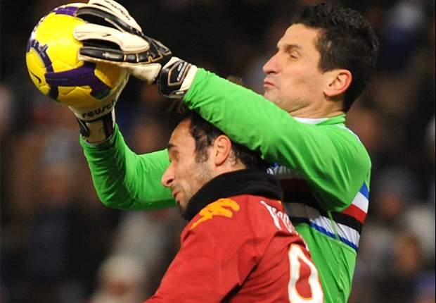 Player Ratings: Sampdoria 0-0 Roma