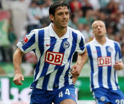 Gojko Kacar, Hertha BSC (Bongarts/Getty-Images)