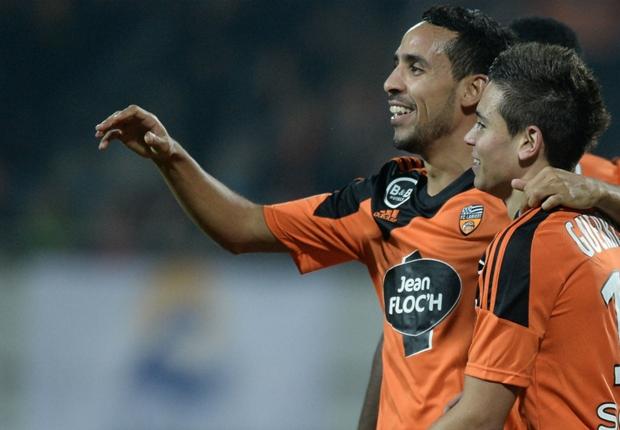 Lorient 1-0 Lens : Lorient n