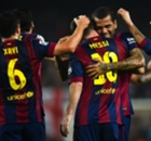 Barcelona 5-1 Sevilla: Messi sets record