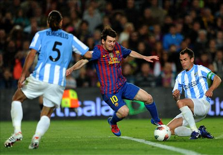 Gallery: Messi's Top 20 Liga goals