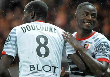 Résumé de match, Guingamp-Rennes (0-1)