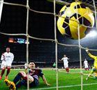 Messi breaks La Liga scoring record