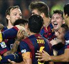 Messi&Barça, manita al Siviglia