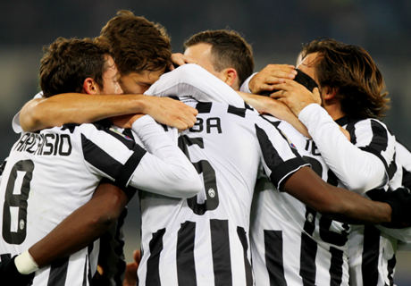 Résumé de match, Lazio-Juventus (0-3)
