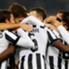 La festa juventina contro la Lazio