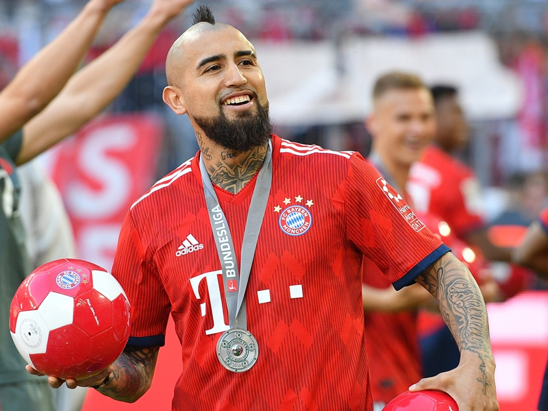 Calciomercato Inter, addio a Vidal: accordo Bayern Monaco-Barcellona