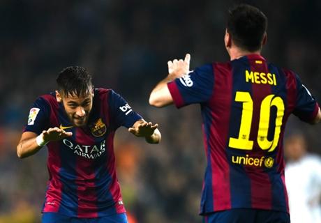Galería: Barcelona 5-1 Sevilla