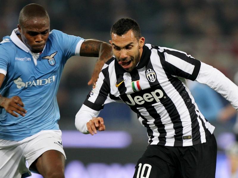 Ultime Notizie: Juventus schiacciasassi, Tevez guarda lontano: